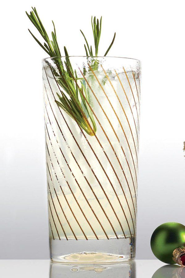 Rosemary Collins #simplecocktail