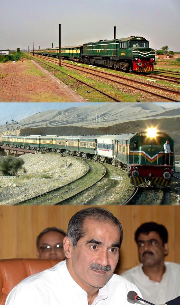 Pakistan Railways Goes into Difficulties with