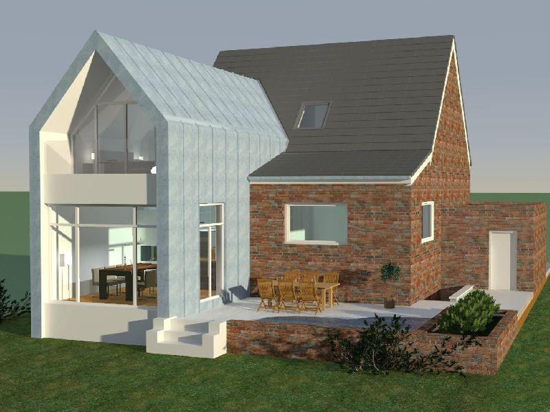 Erweiterung / Sanierung Einfamilienhaus