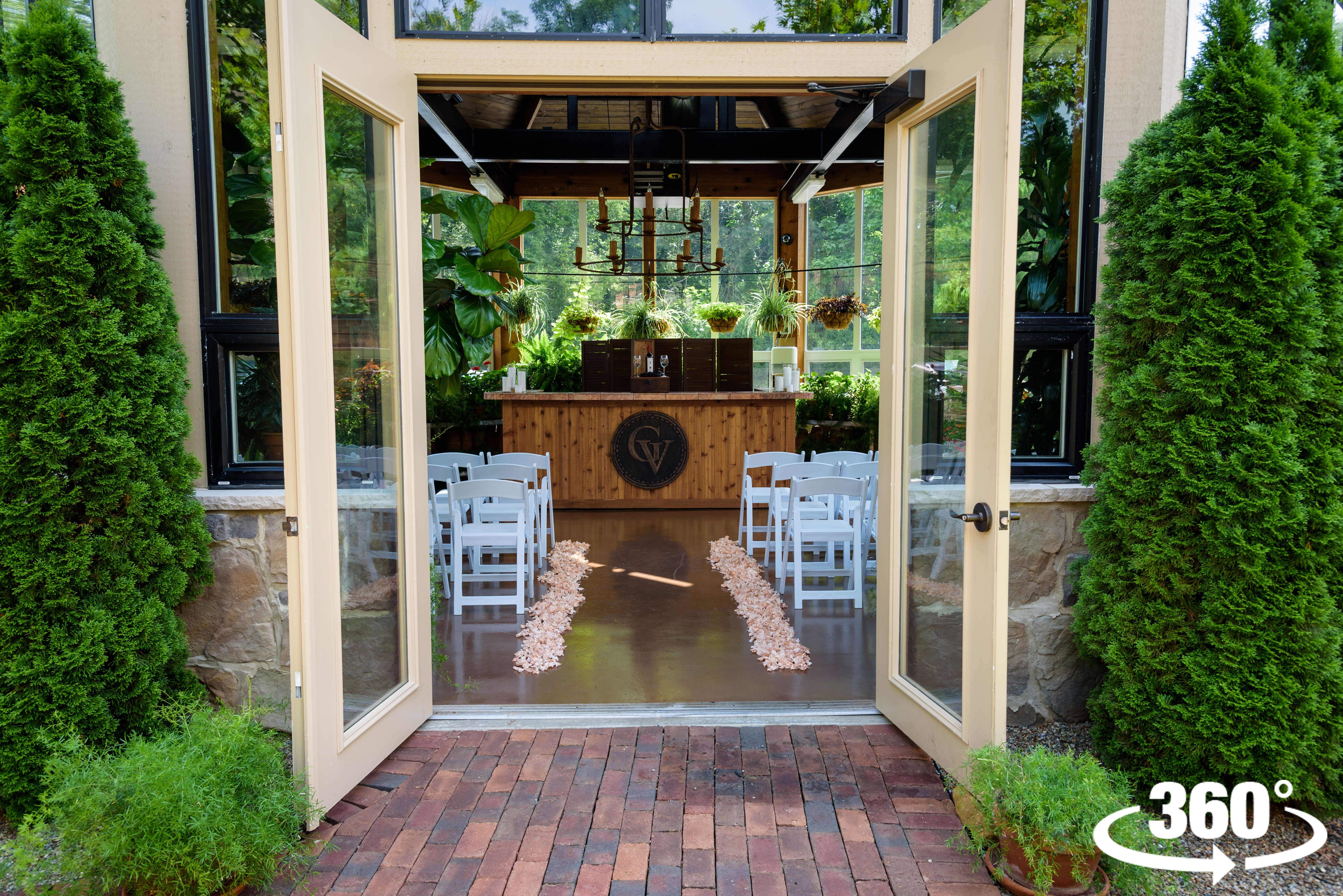 The Conservatory | Small Wedding Venue | Canton, OH ...