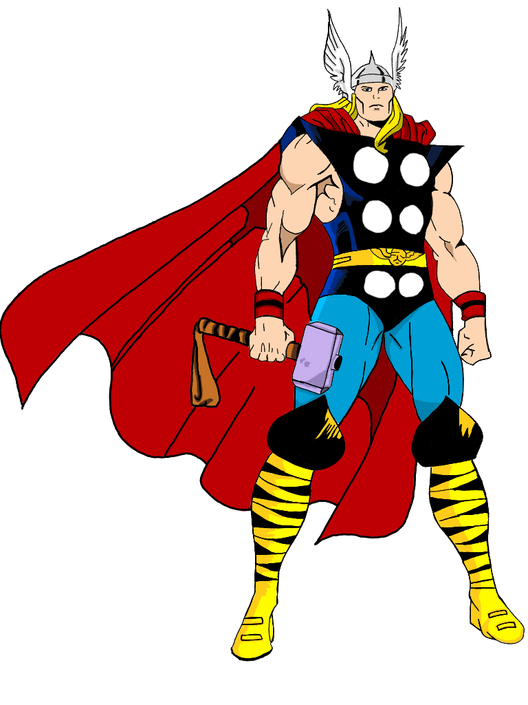 Thor By Stephen Lane Stephenlane Thor Asgard Avengers Odinson Donaldblake Godofthunder Mjolnir Thor Comic Art Thor Comic Marvel Thor
