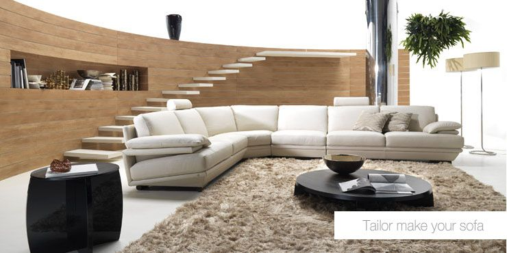 huge couch zero gravity stairs   House ideas   Pinterest   Living ...
