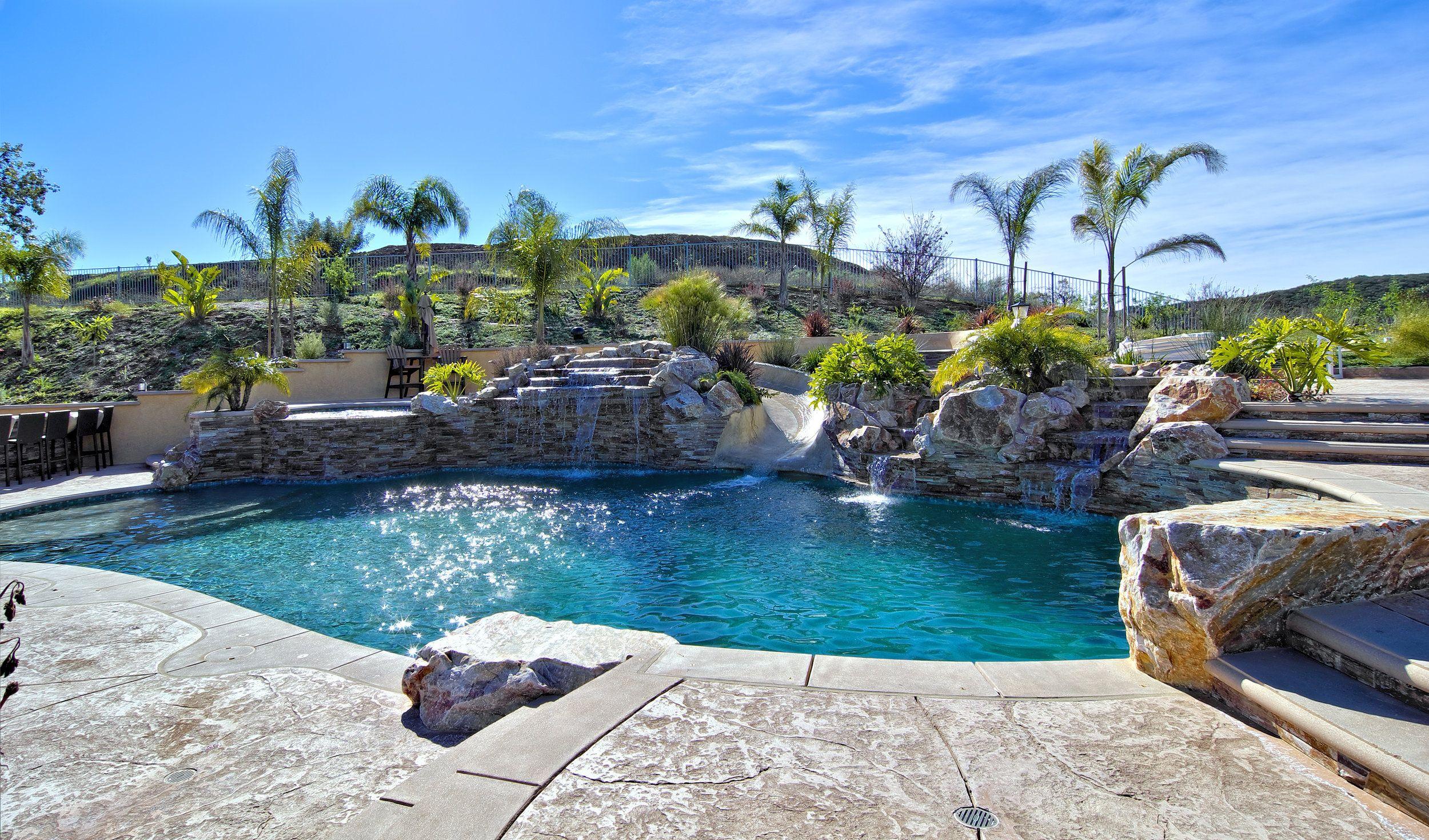 California Pools Thousand Oaks,CA info@californiapools.com  800-282-7665 | California pools, Pool, Backyard pool