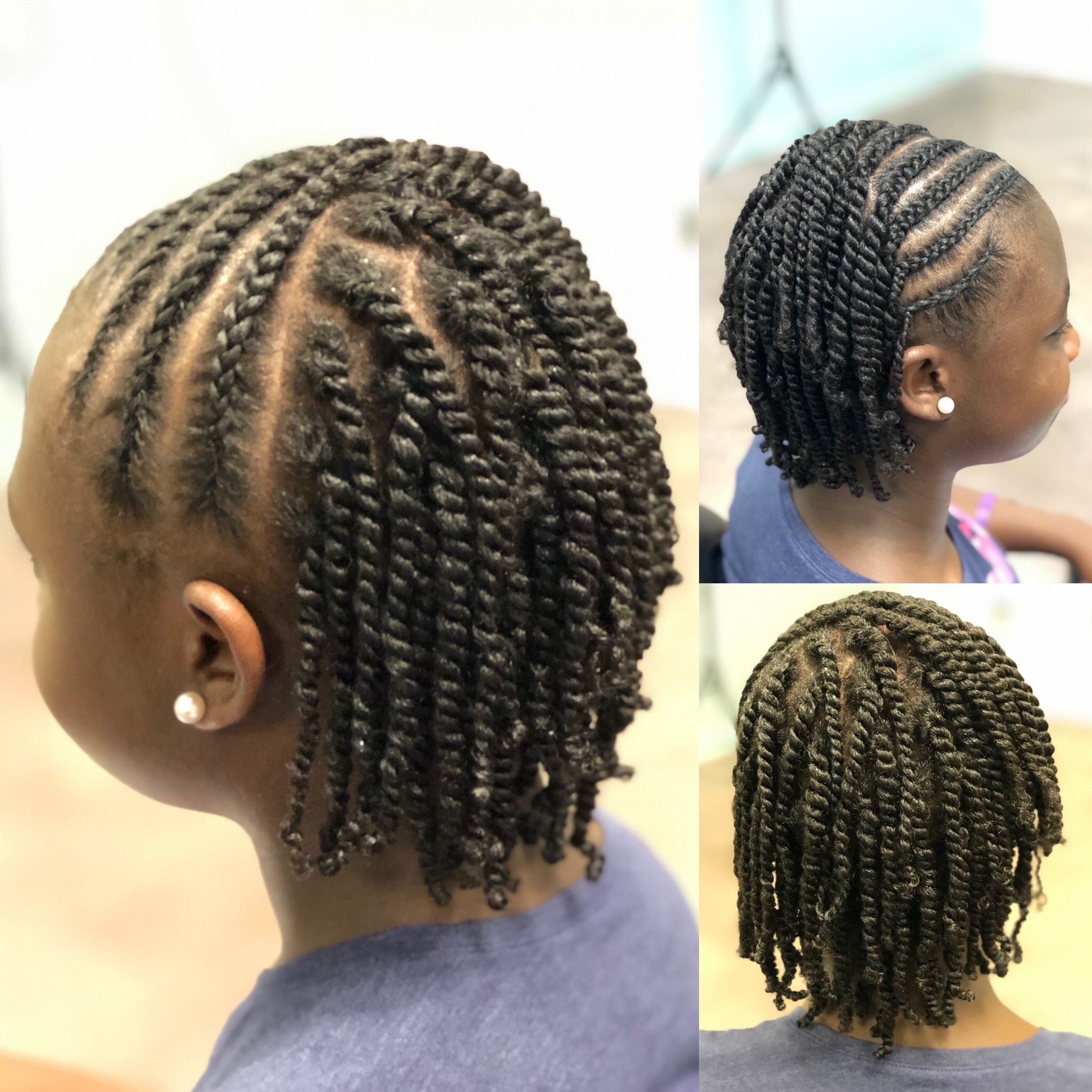 Milk Cream And Pomade Bundle Natural Hairstyles For Kids Girls