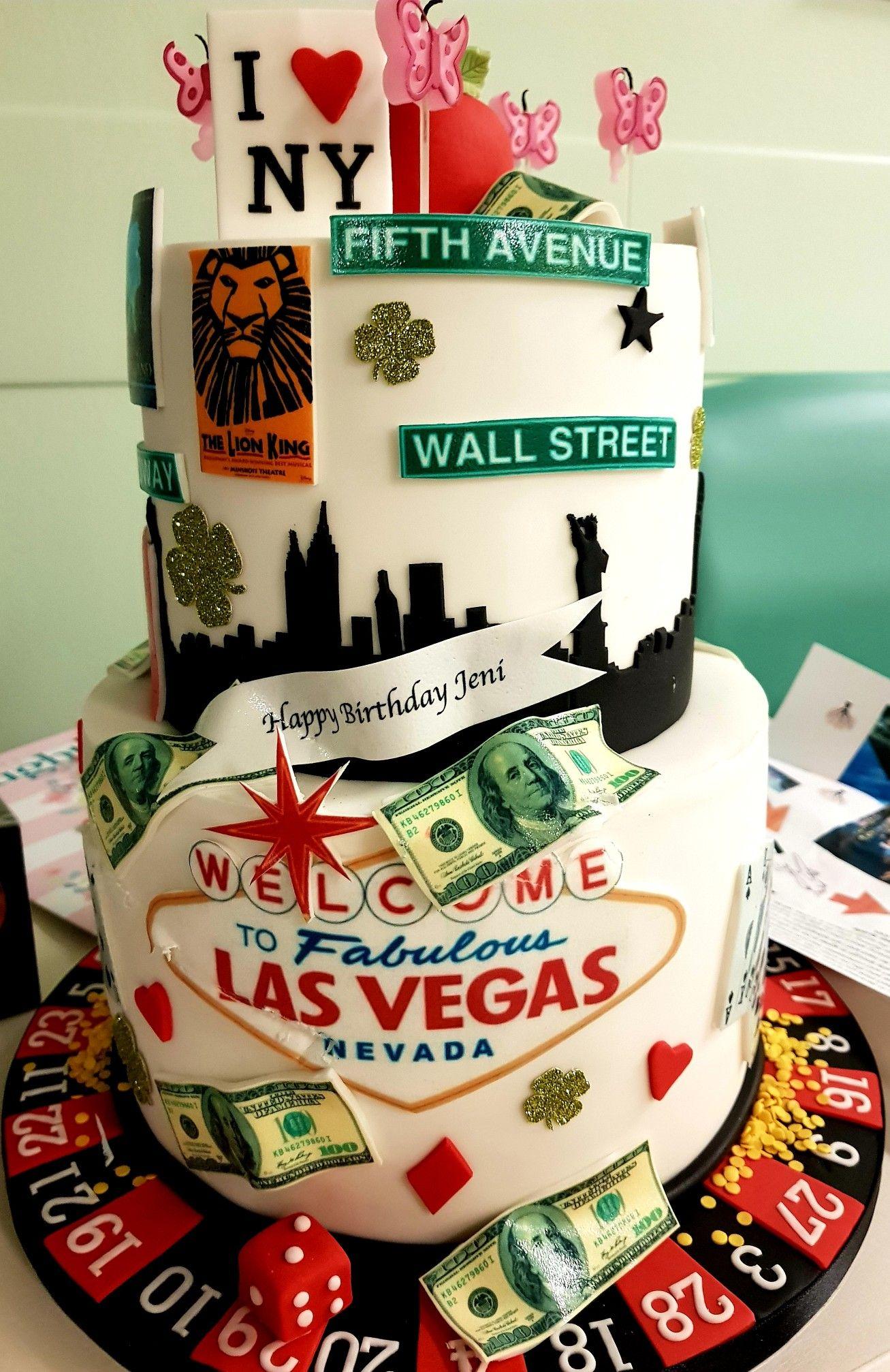 39+ Birthday cakes las vegas nv inspirations