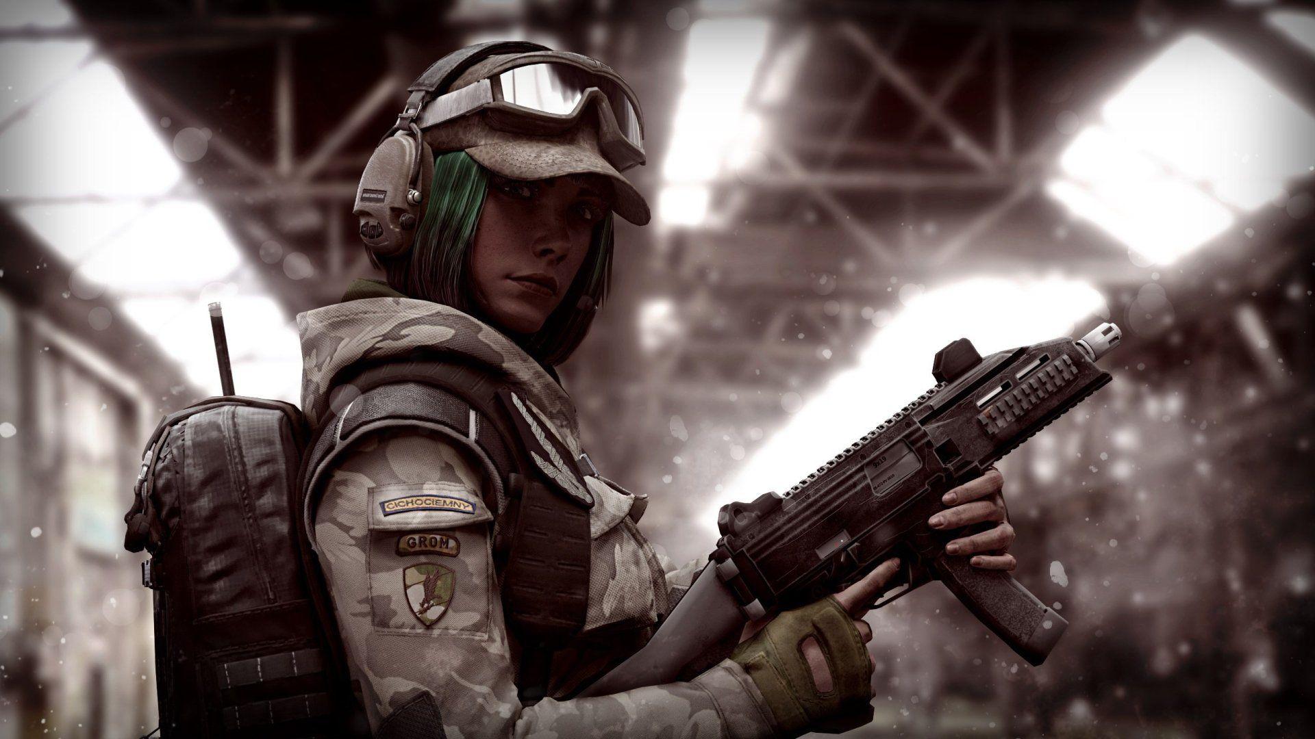 Video Game Tom Clancys Rainbow Six Siege Ela Tom Clancys