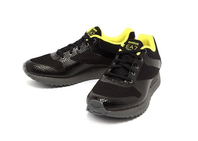 Reebok x Emporio Armani EA7 Sneakers   Products I Love   Pinterest ... b829df59e9ed
