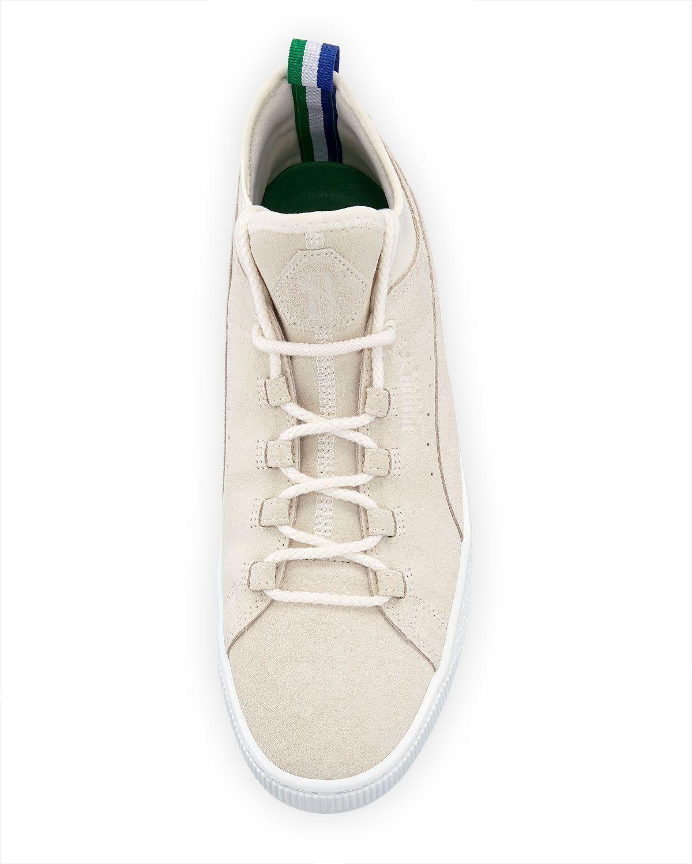 e9ff5eb42c8 Puma x Big Sean Suede Mid-Top Sneakers