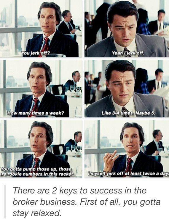Wolf On Wall Street Movie Pinterest