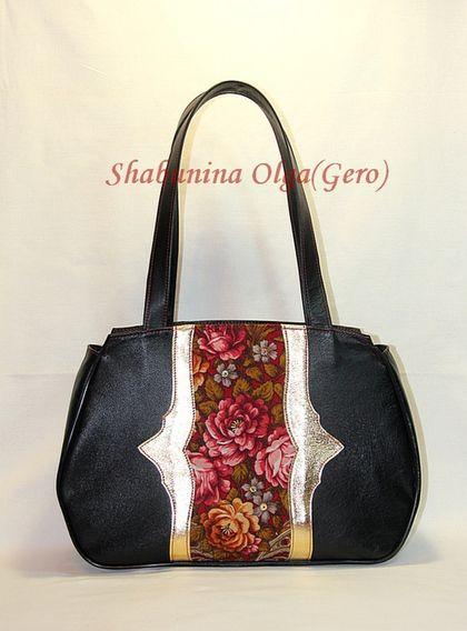 7a55d58e6c2b Женские сумки ручной работы. Ярмарка Мастеров - ручная работа. Купить Сумка  кожаная женская