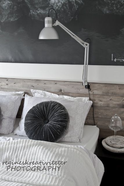simply divine! I love this look. Proper grown up room!