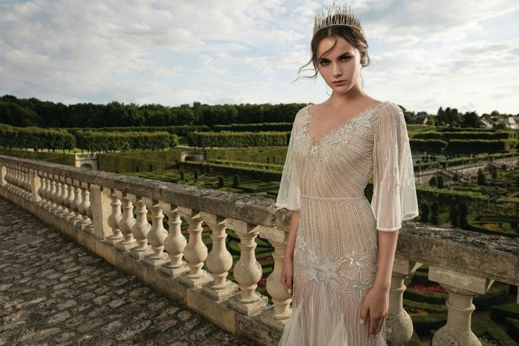 1920s Wedding Gown | Stardust | Alon Livne | Vintage Wedding Dresses ...