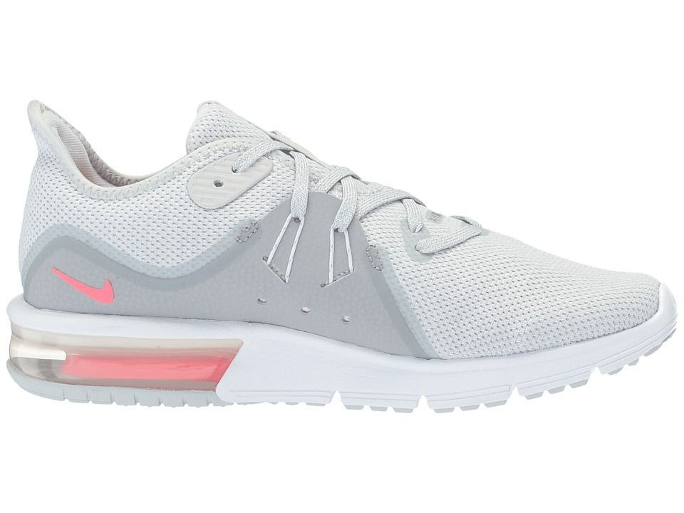 Nike Air Max Sequent 3 Women's Shoes Pure PlatinumRacer