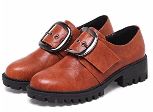 Gabor - Zapatos de cordones de Piel para mujer rojo burdeos, color rojo, talla 42