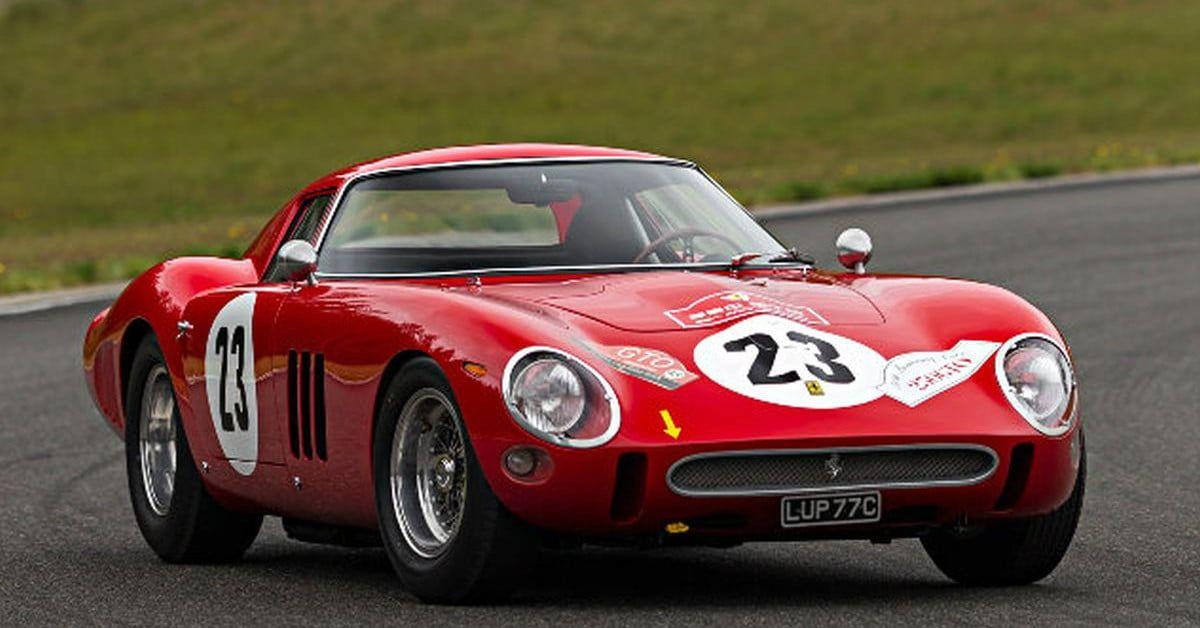Going Going Gone Rare Ferrari 250 Gto Set To Break Auction Records