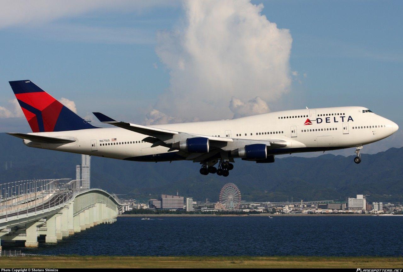Delta gaat vanaf 28 maart 2015 met Boeing 747400's op