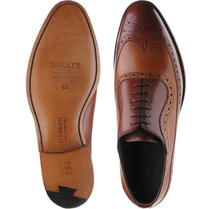 576a5f5ff618 Herring Rochester in tan calf