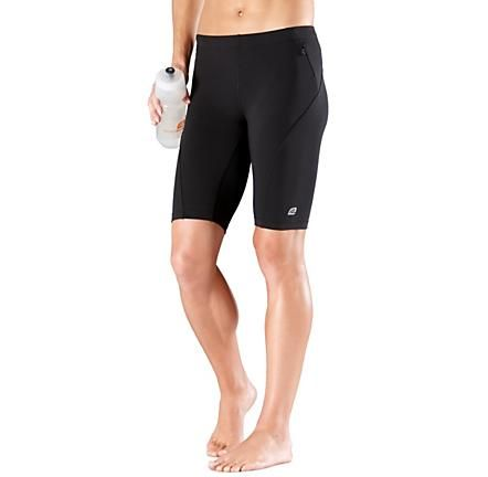 Womens R-Gear High-Speed Compression 8 Fitted Shorts