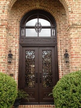 Superbe Tuscany Design   Mediterranean   Front Doors   Other Metro   Tuscan Iron  Entries