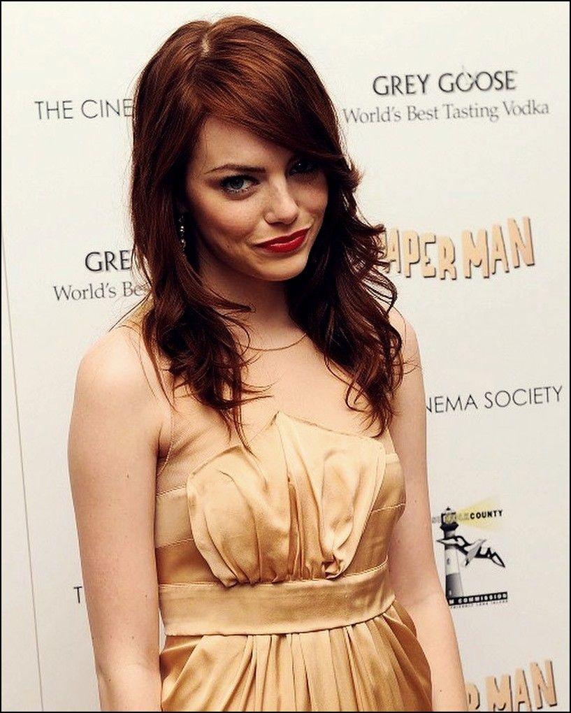 30 Lieblich Frisuren Von Emma Stone Actress Emma Stone