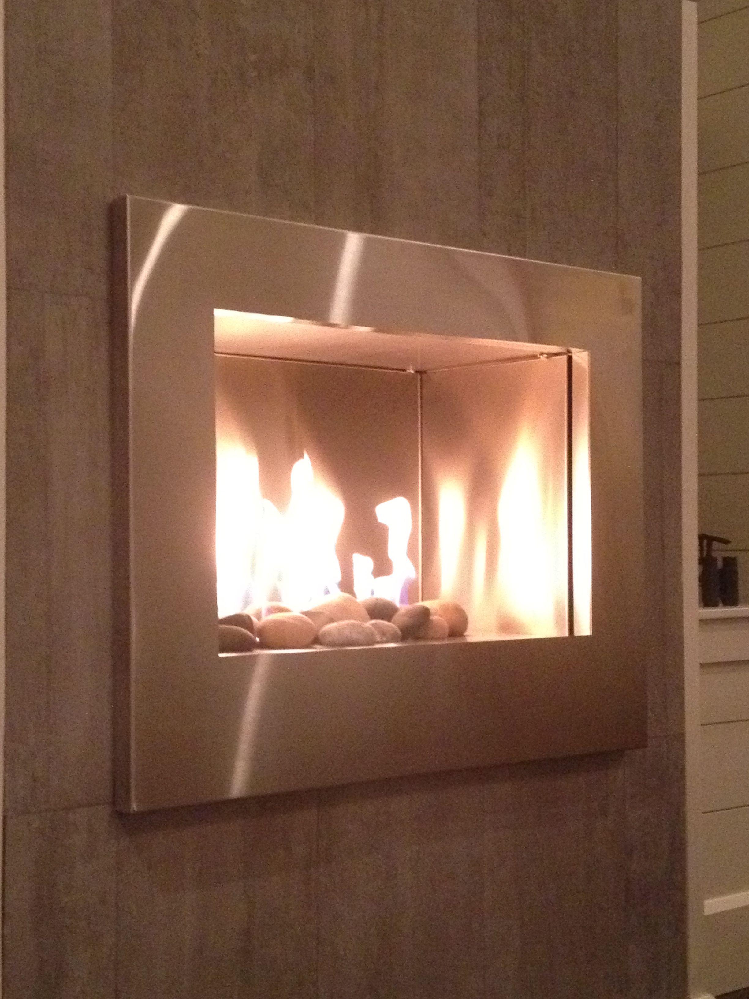 Ventless Gas Fireplace Basement Fireplace Gas Fireplace House Styles