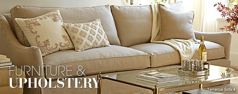 Furniture And Upholstery William Sonoma Beautiful Cream Living