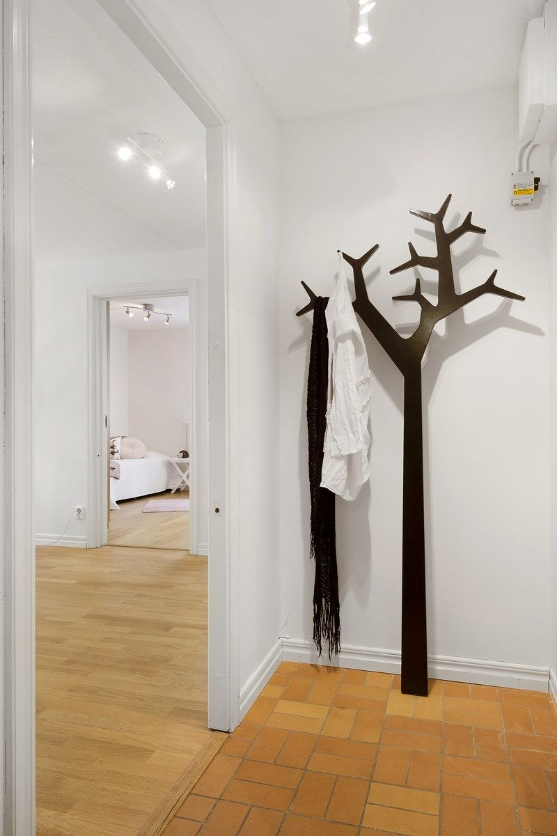 swedese tree hanger hallway | Home Inspiration | Pinterest ...