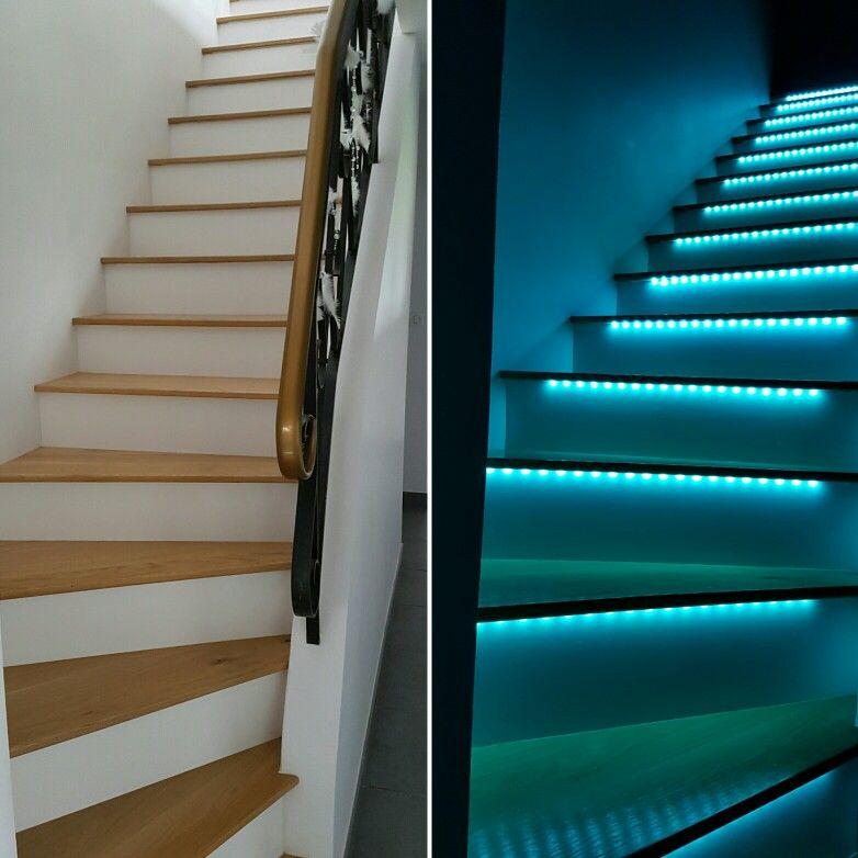 Les 25 meilleures id es de la cat gorie habillage escalier b ton sur pinterest marche escalier for Peinture escalier beton