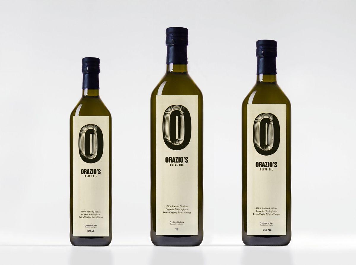 Orazio's - Brand Identity - Brief