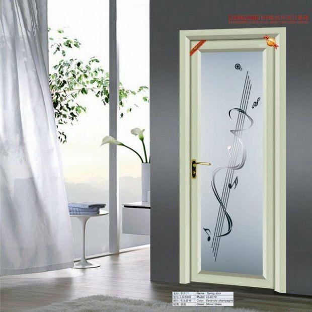 15 Best Bathroom Door Designs With Pictures In India ...