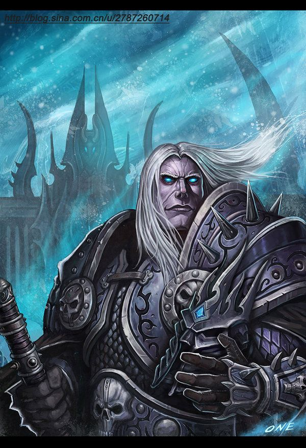 Arthas Menethil By Dark One 1 Deviantart Com On Deviantart