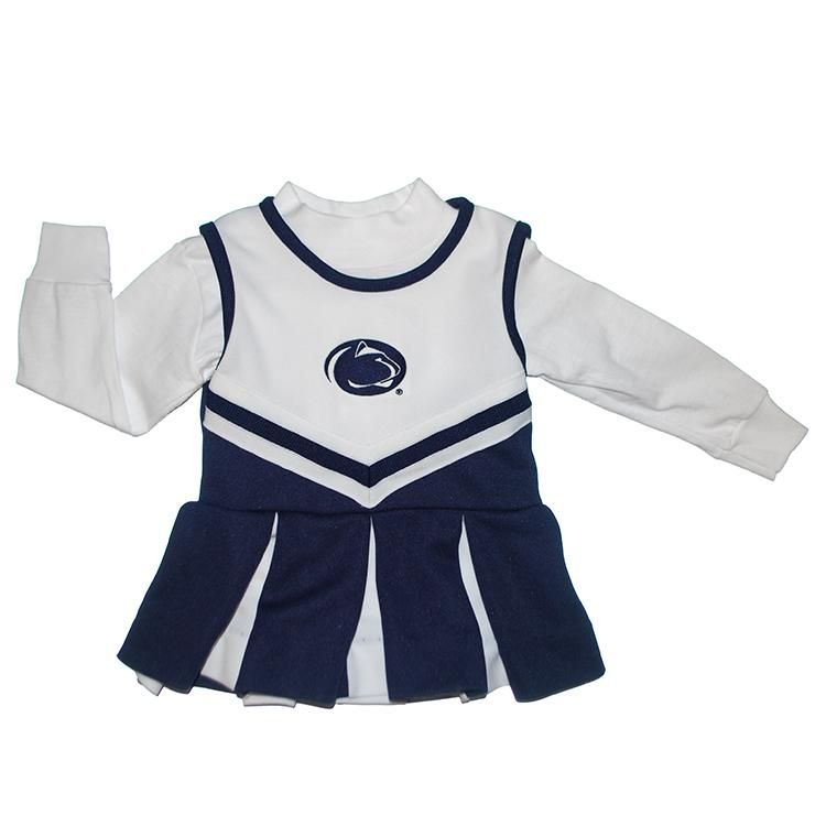 Penn State Baby: INFANT PSU CHEERLEADER OUTFIT from Lions Pride ...