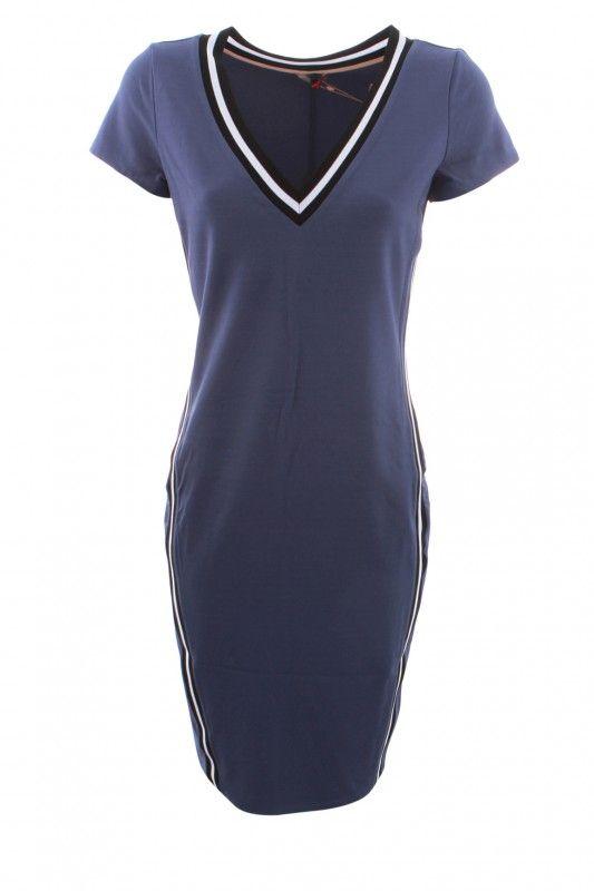 Lange jurk van dept