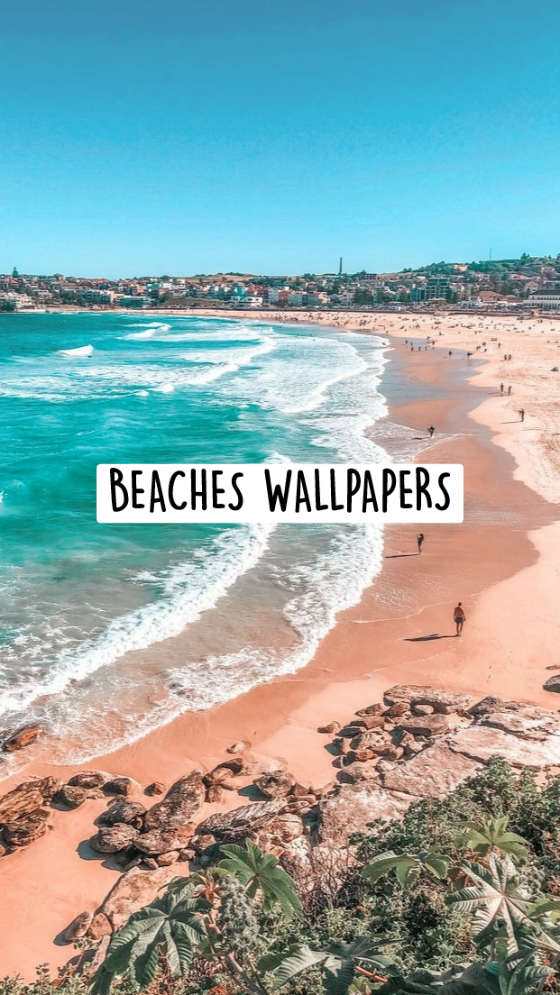 BEACHES WALLPAPERS