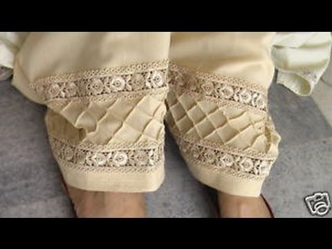 4de91b85baf8 BEAUTIFUL SHALWAR POUNCHA DESIGNS FOR GIRLS 2017 - 2018 - YouTube ...