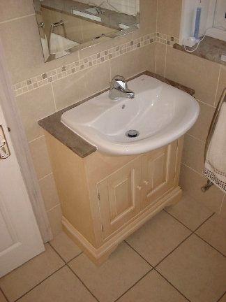 Build Around Pedestal Sink In Hall Bath Pedestal Sink Pedestal Sink Storage Sink