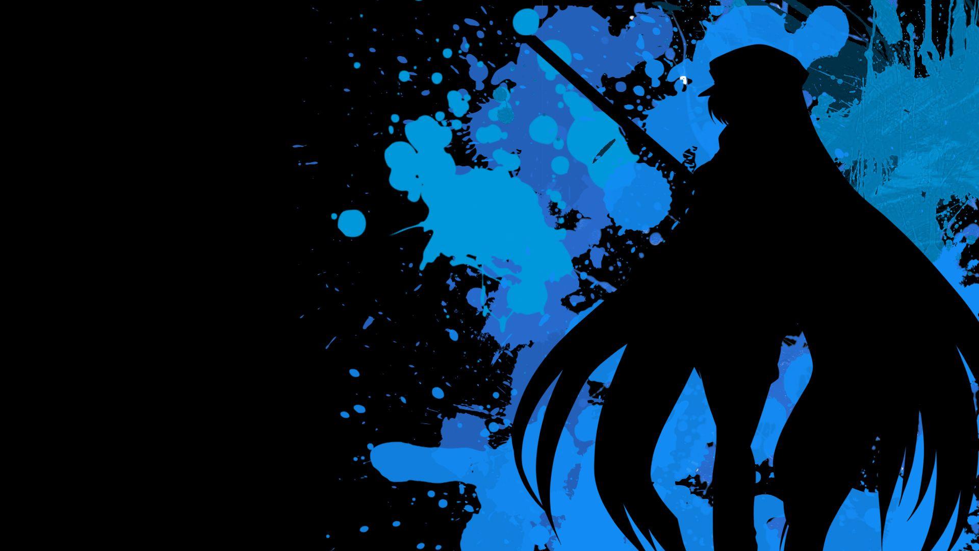 Esdese Silhouette Akame Ga Kill Esdeath Wallpaper (avec
