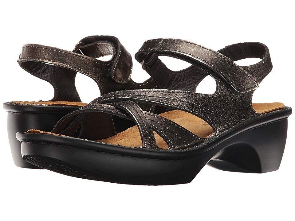 Naot Paris Women's Sandals Metal Leather