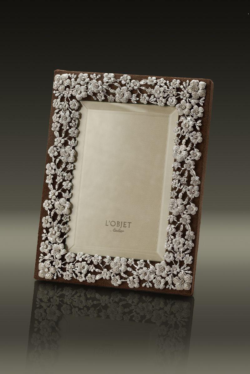 L Objet Dianna Frame Atelier Collection Www L Objet Com Frame L Objet House Interior