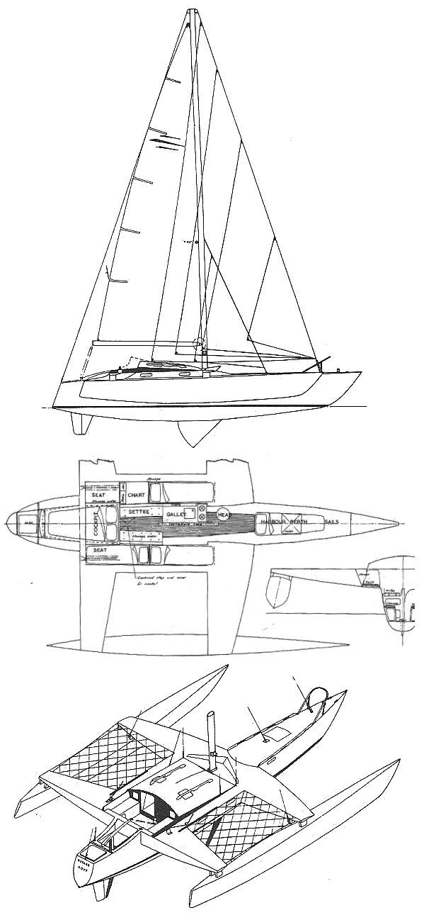 Kraken 40 drawing on sailboatdata naval pinterest kraken kraken 40 drawing on sailboatdata fandeluxe Images