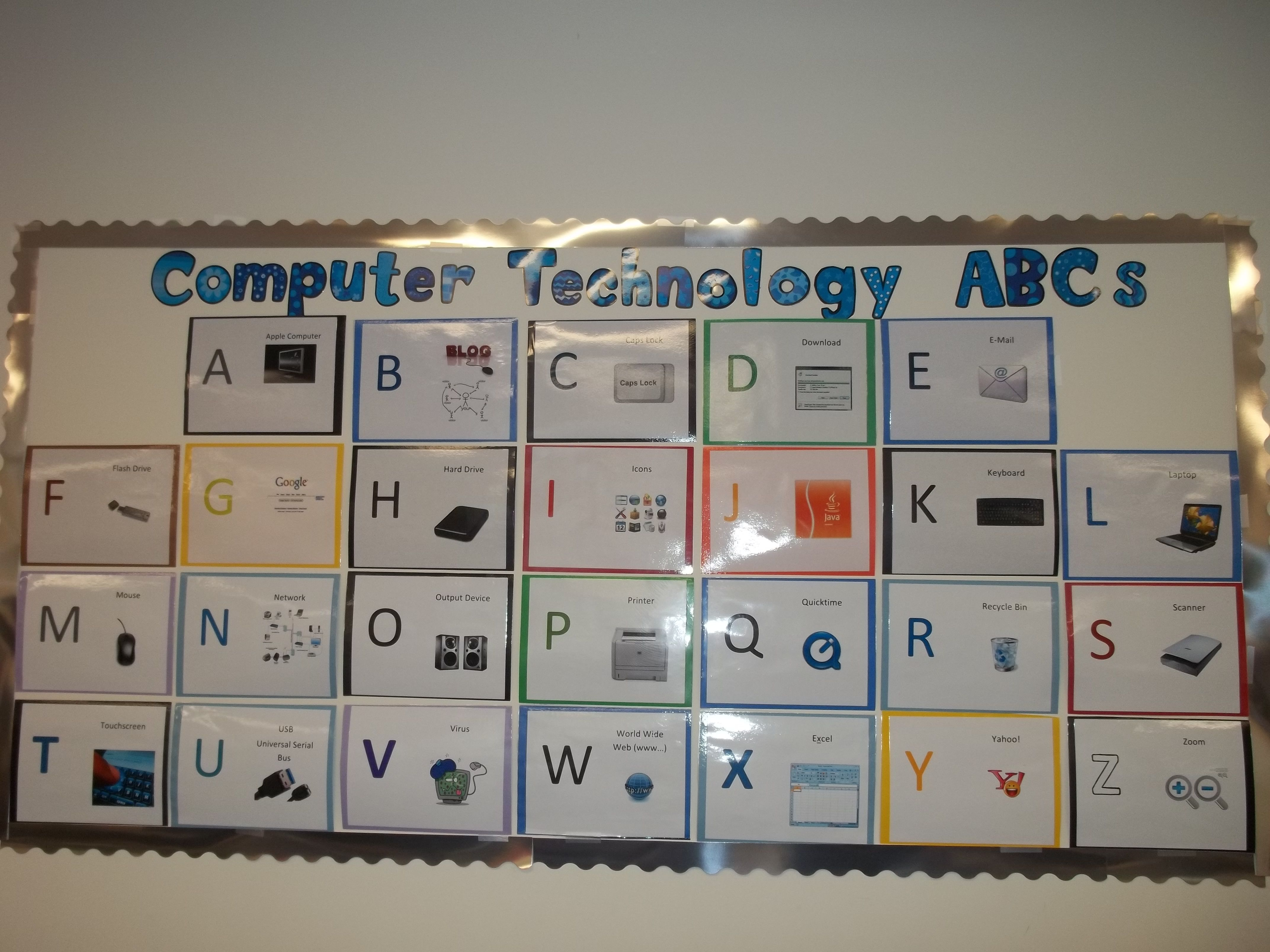 Computer Lab Abc S