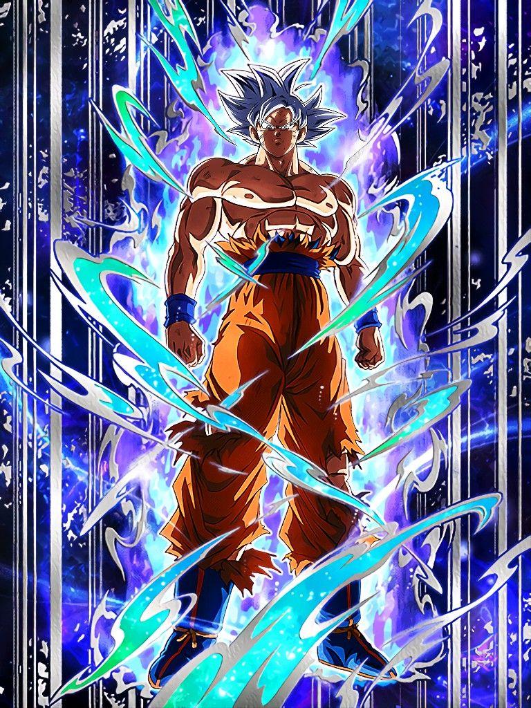 Ultra Instinct Goku Sign W Aura By Blackflim On Deviantart Anime Dragon Ball Super Anime Dragon Ball Goku Dragon Ball Super Goku