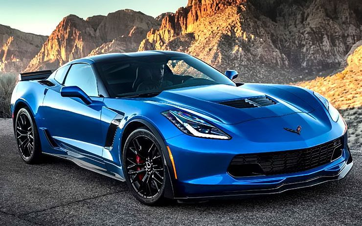 The All Electric Corvette Based Genovation Gxe Has 800 Hp Hits