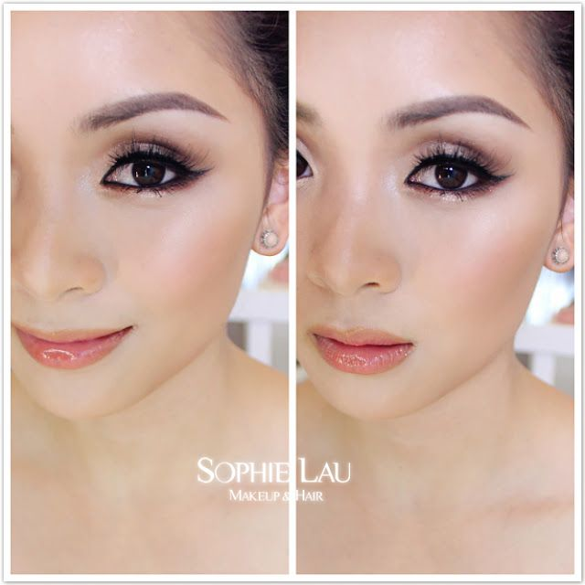 Sophie Lau Makeup And Hair Private Self Class