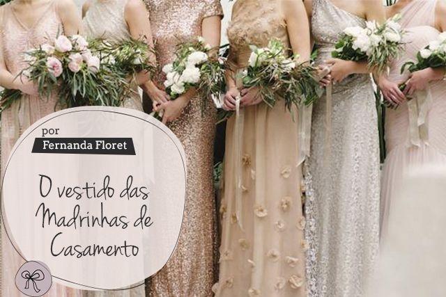 Youtube | O vestido das madrinhas de casamento