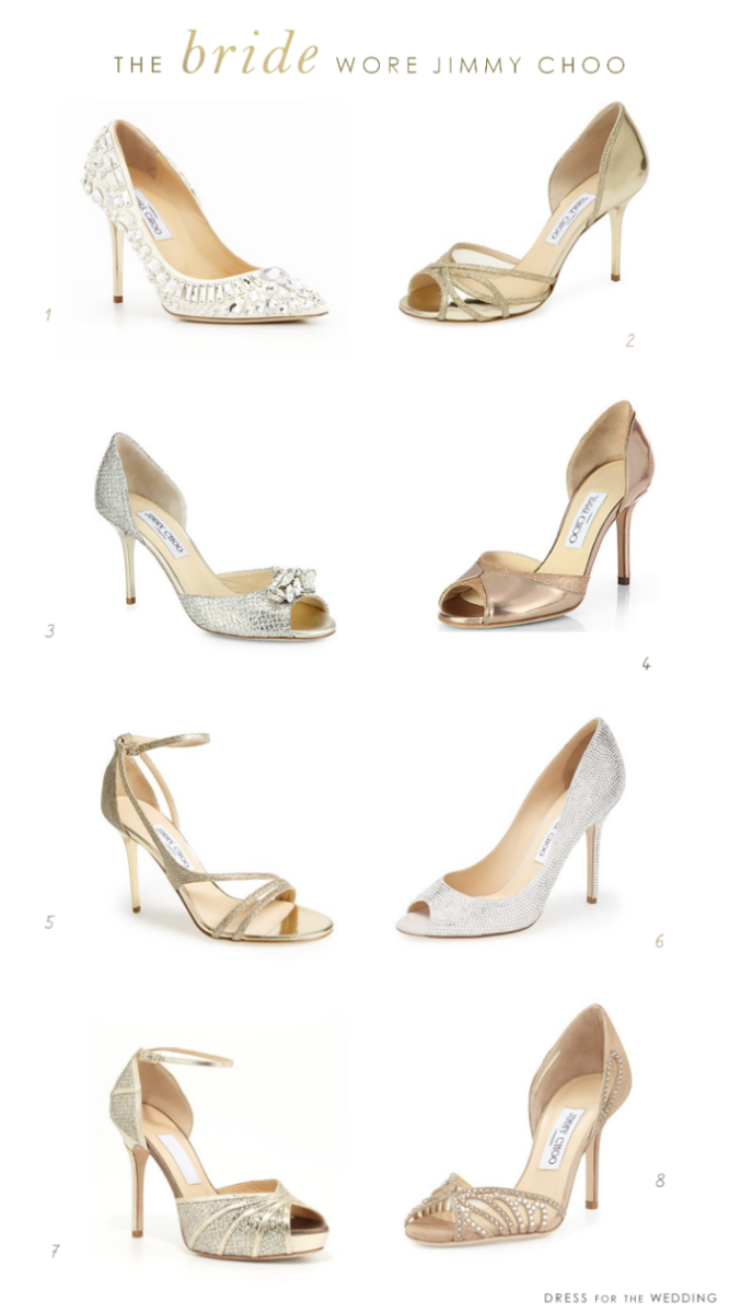 3b1bf732136 Wedding Shoes by Jimmy Choo Come to J Vincent Jewelers for all your wedding  and beautiful jewelry! Follow  jvincentjewelers www.jvincent.com