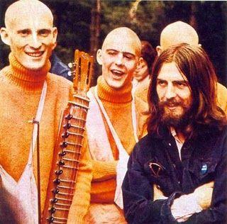 Chant And Be Happy  - The London Radha-Krishna Temple - George Harrison