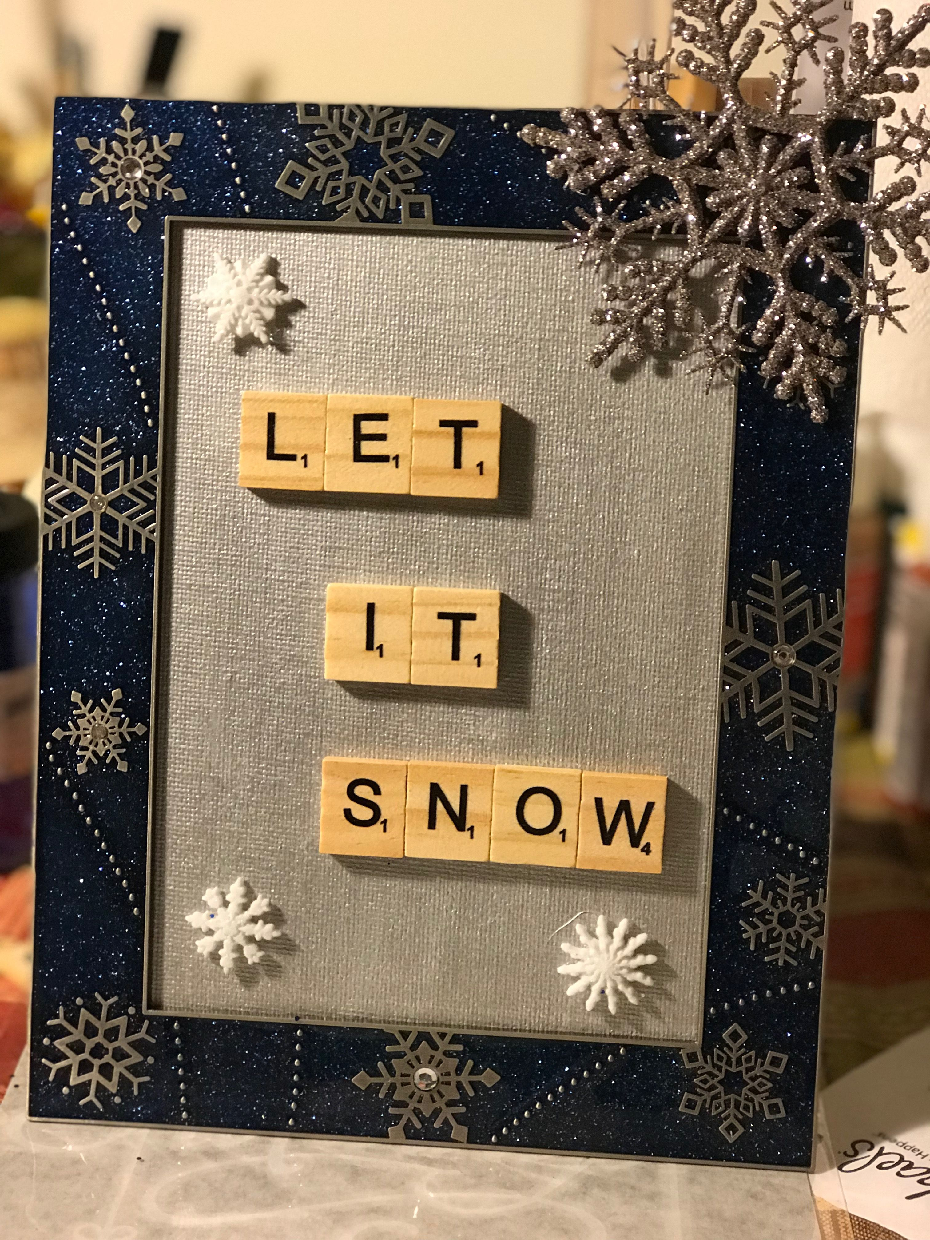 Pin Darlene Scoggins Scrabble Crafts Tile