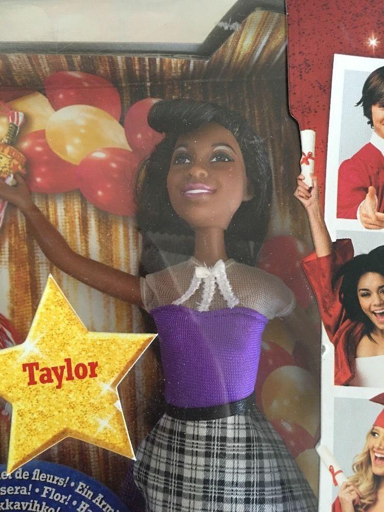 High School Musical 2 Dolls