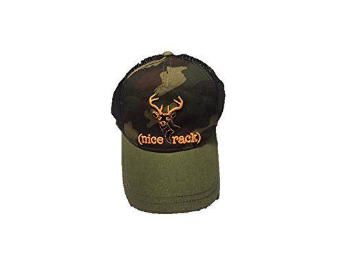Nice Rack Mesh Cotton Outdoor Hunting Shooting Baseball Cap One Size 909c4ff7b333